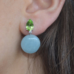 A-FURST-BONBON-EARRINGS-PERIDOT-MILKY-AQUAMARINE-DIAMONDS-O1200BOH