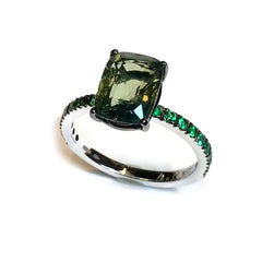 A-FURST-FRANCE-SOLITAIRE-RING-GREEN-SAPPHIRE-EMERALD-BLACKENED-GOLD-A1290BN4V3-2.94