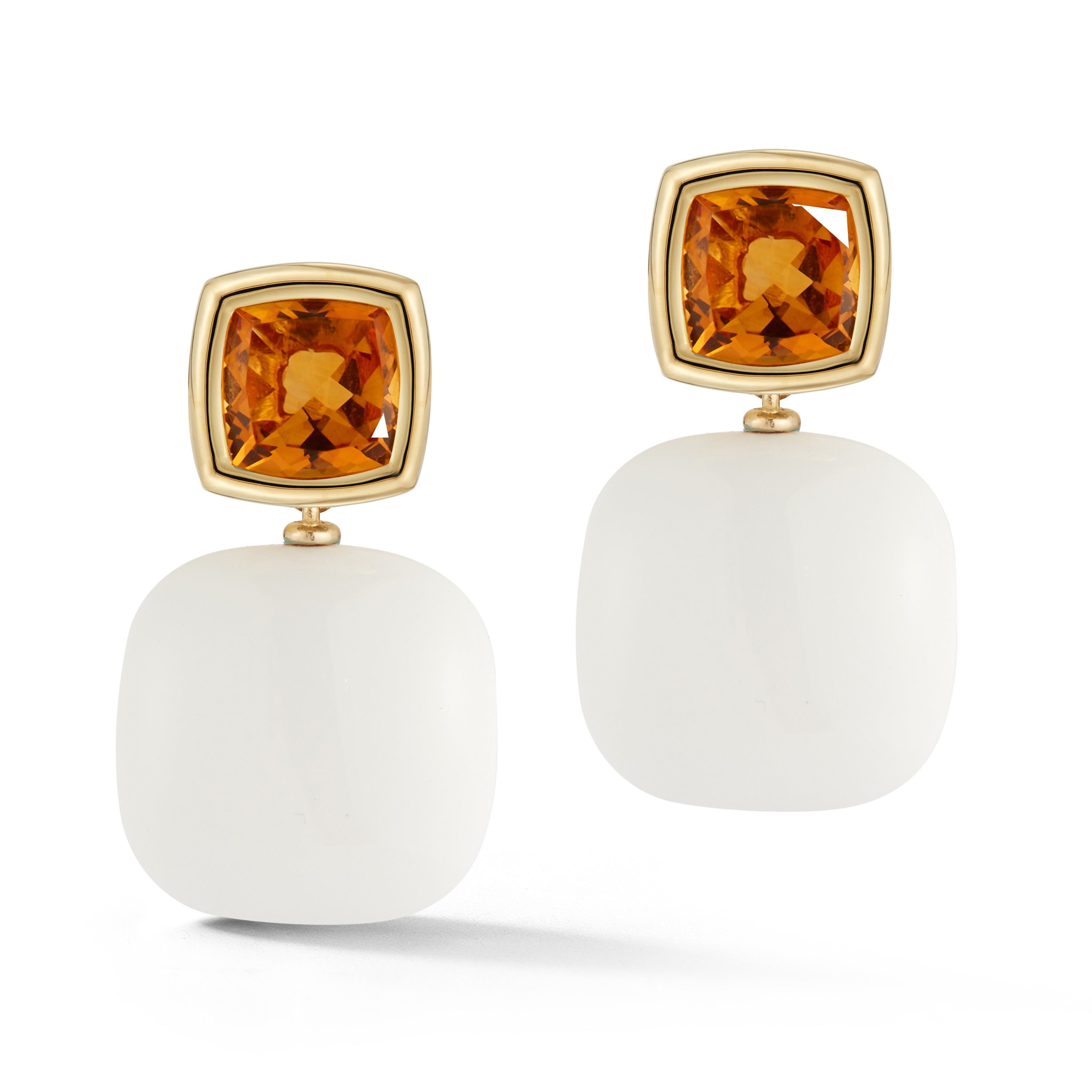 A-FURST-GAIA-DROP-EARRINGS-CITRINE-WHITE-AGATE-YELLOW-GOLD-O1761GCKO