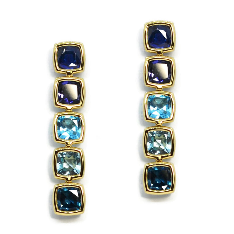 A-FURST-GAIA-DROP-EARRINGS-KYANITE-BLUE-TOPAZ-IOLITE-LONDON-YELLOW-GOLD-O1775G-BLUE