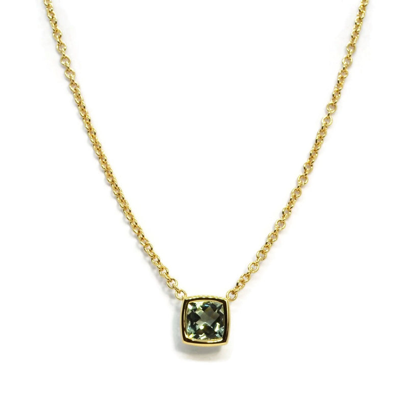 A-FURST-GAIA-MEDIUM-PENDANT-NECKLACE-PRASIOLITE-YELLOW-GOLD-E1710GP