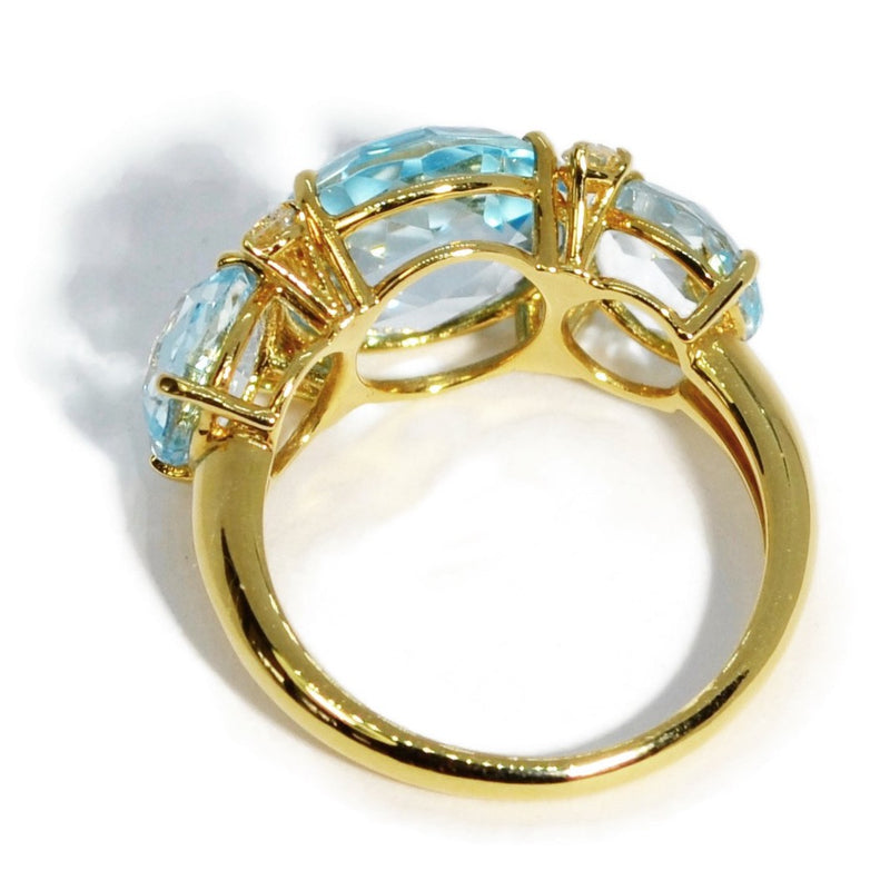 A-FURST-LILIES-RING-BLUE-TOPAZ-DIAMONDS-YELLOW-GOLD-A1400GUU1