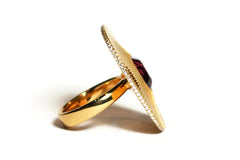 AF-COLLECTION-COCKTAIL-DISC-RING-SPINEL-DIAMONDS-YELLOW-GOLD-A-SP4.78