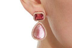 AF-COLLECTION-ONE-OF-A-KIND-DROP-EARRINGS-PINK-TOURMALINE-DIAMONDS-ROSE-GOLD