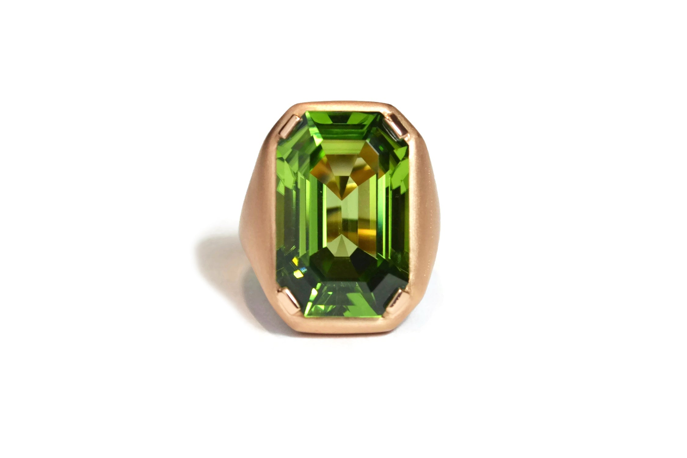 AF-JEWELERS-COCKTAIL-RING-EMERALD-CUT-PERIDOT-ROSE-GOLD