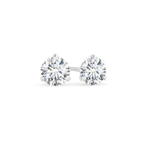 AF Jewelers, 0.34 carats, Diamond Studs Earrings, White Gold