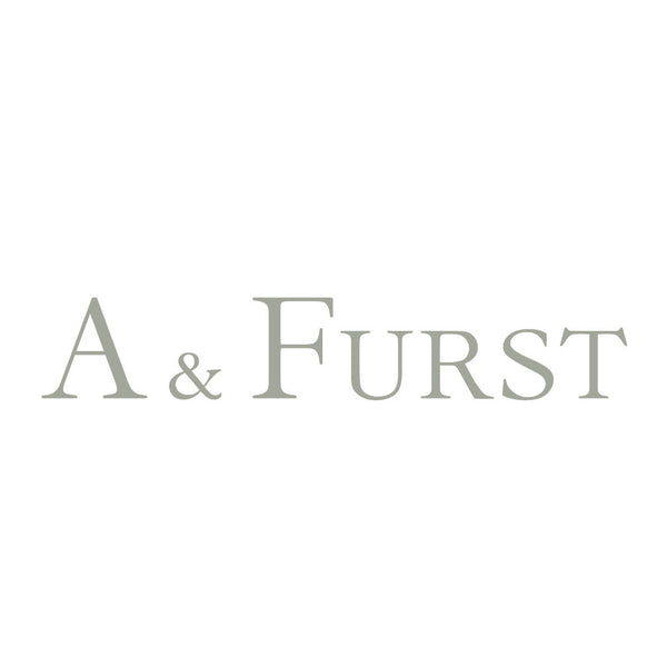 A & Furst - Dynamite - Stud Earrings with Blue Topaz and Diamonds, 18k Blackened Gold