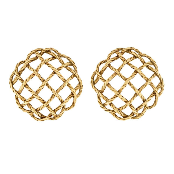 buccellati-crepe-de-chine-button-earrings-yellow-gold-JAUEAR003947