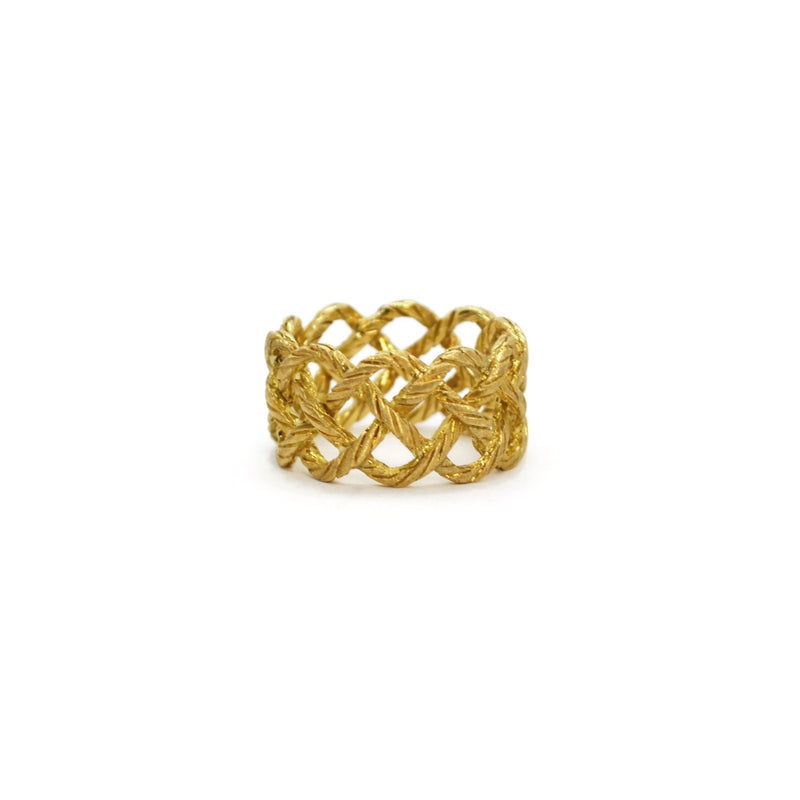BUCCELLATI-CREPE-DE-CHINE-BAND-RING-YELLOW-GOLD-JAURIN003920