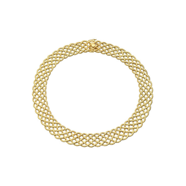 BUCCELLATI-CREPE-DE-CHINE-NECKLACE-YELLOW-GOLD-AF-JEWELERS-SAINT-HELENA-NAPA-VALLEY