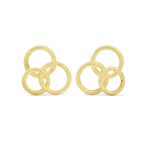 BUCCELLATI-HAWAII-EARRINGS-18K-YELLOW-GOLD-SMALL-BUTTON-JAUEAR014577
