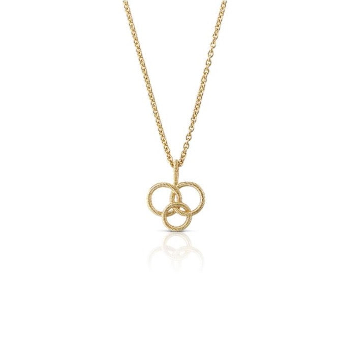BUCCELLATI-HAWAII-PENDANT-NECKLACE-YELLOW-GOLD
