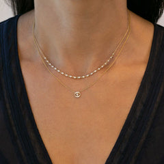 DANA-REBECCA-DIAMONDS-NECKLACE-LULU-JACK-14K-WHITE GOLD-N1936