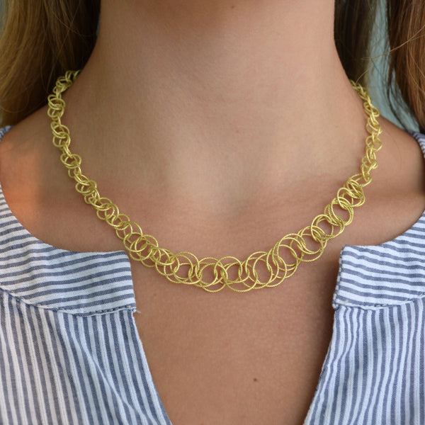 BUCCELLATI-HAWAII-GRADUATED-NECKLACE-YELLOW-GOLD-JANUEC004945