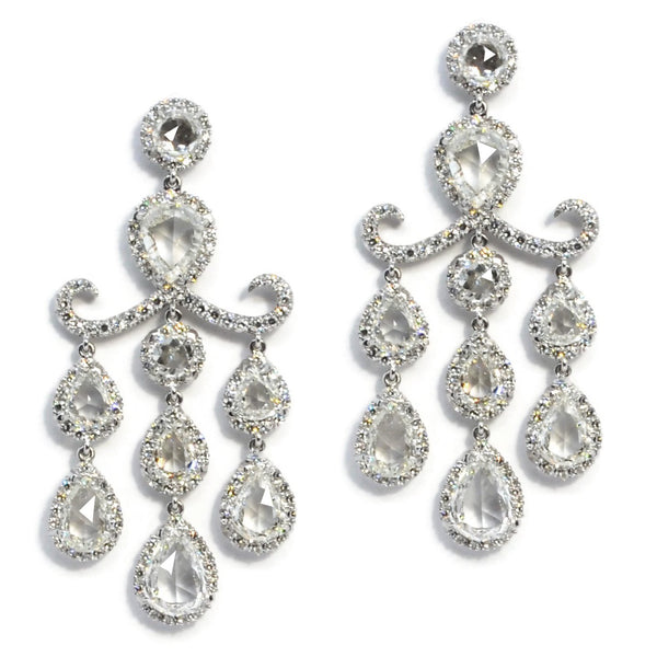 ECLAT-CHANDELIER-EARRINGS-ROSE-CUT-DIAMONDS-WHITE-GOLD