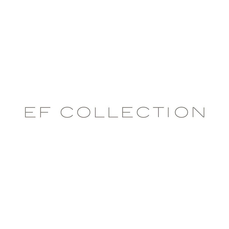EF Collection - Diamond Disc Stud Earrings, Yellow Gold
