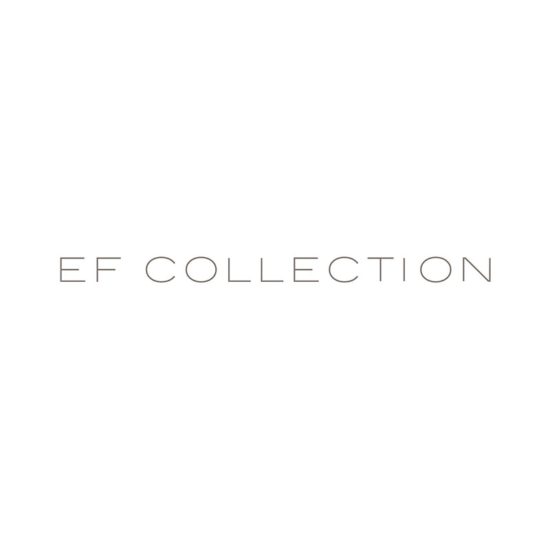 EF Collection - Diamond Mini Disc Stud Earrings, White Gold