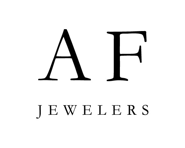 AFJ Diamond Collection - Diamond Station Necklace, 18k White Gold