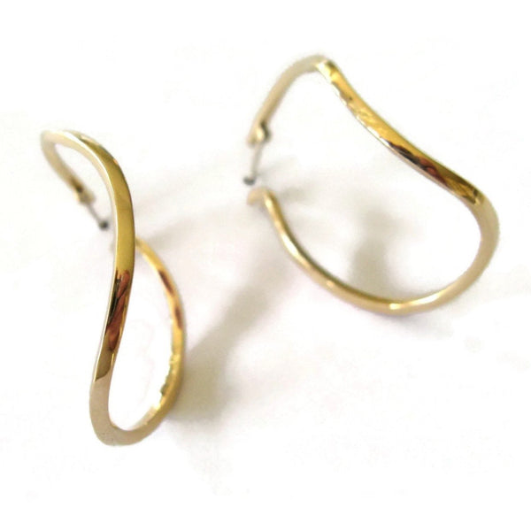 A-FURST-AQUA-HOOP-EARRINGS-YELLOW-GOLD-O0105G