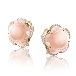 PASQUALE-BRUNI-BON-TON-BUTTON-EARRINGS-PINK-QUARTZ-ROSE-GOLD-15638R