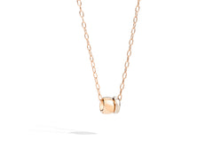 Pomellato-Iconica-Pendant-18K-Rose-Gold-with-Chain