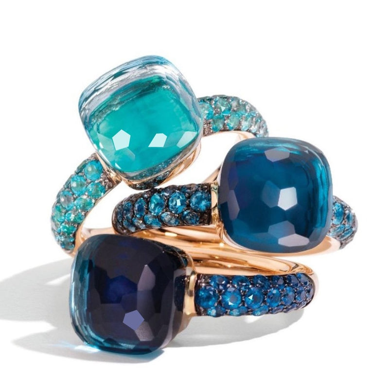 POMELLATO-CLASSIC-NUDO-3-NEW-STACKABLE-RINGS