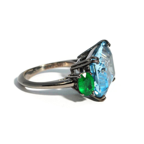 a-furst-party-cocktail-ring-blue-topaz-emeralds-blackened-gold-A1500NU3
