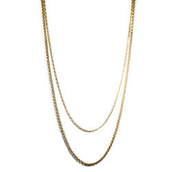 af-jewelers-gold-collection-double-chain-figaro-rolo-necklace-yellow-gold-C2003G-22/25_1