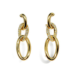 afj-gold-collection-interlocking-drop-earrings-diamonds-yellow-gold