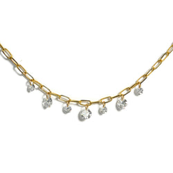 brevani-dashing-diamonds-7-diamond-necklace-yellow-gold