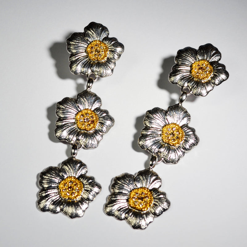 buccellati-blossoms-gardeia-long-drop-earrings-brown-diamonds-sterling-silver-jagear016444