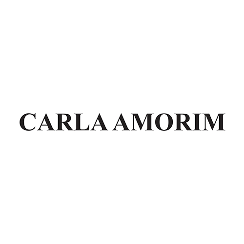 Carla Amorim - Hoop Earrings Media Composicao, Yellow Gold