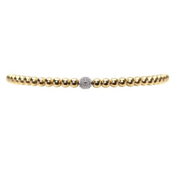 karen-lazar-3mm-yellow-gold-beads-diamond-bead-flex-bracelet