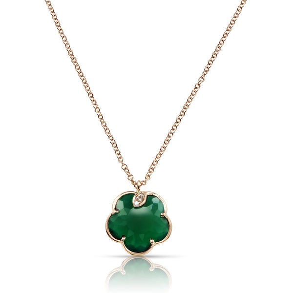 pasquale-bruni-petit-joli-pendant-necklace-green-agate-diamonds-rose-gold-13138R