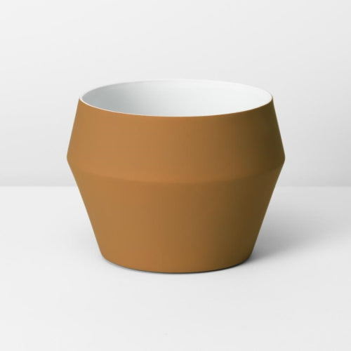 MIDDLE OF NOWHERE Romo Planter - Ochre - Medium