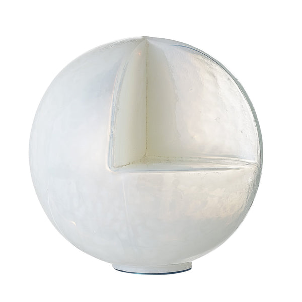 BLOOMINGVILLE Deco Glass Globe