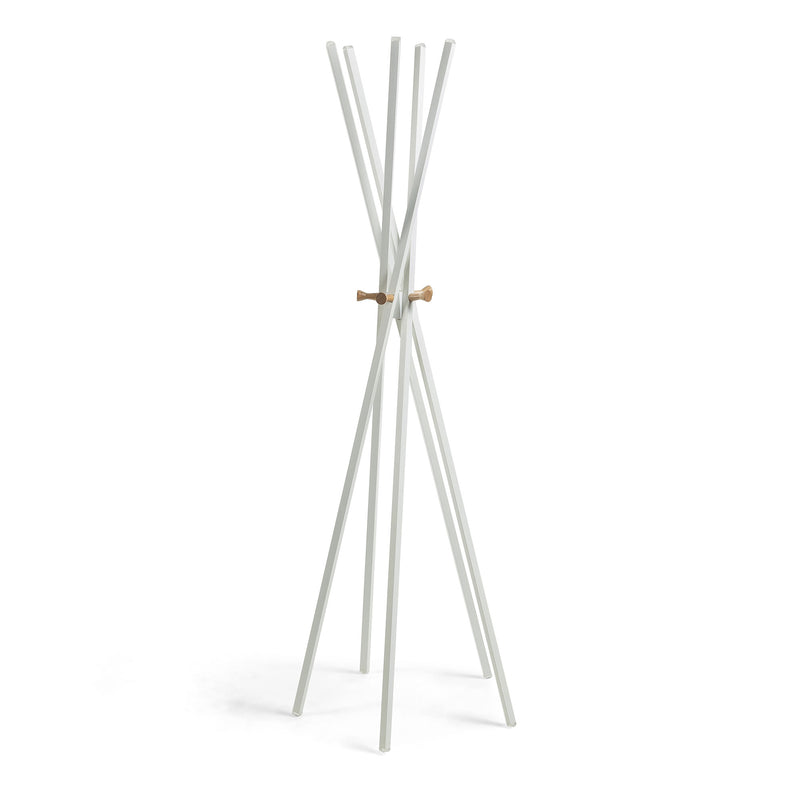 Benzara Coat Rack - White