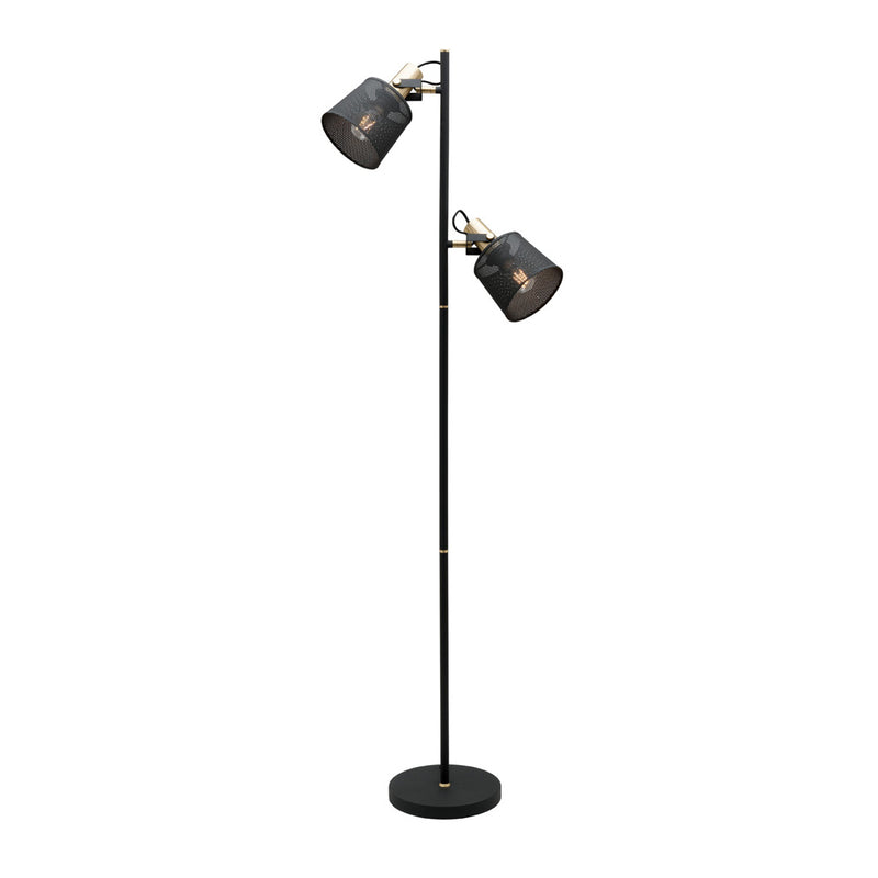 Asta 2 Light Floor Lamp