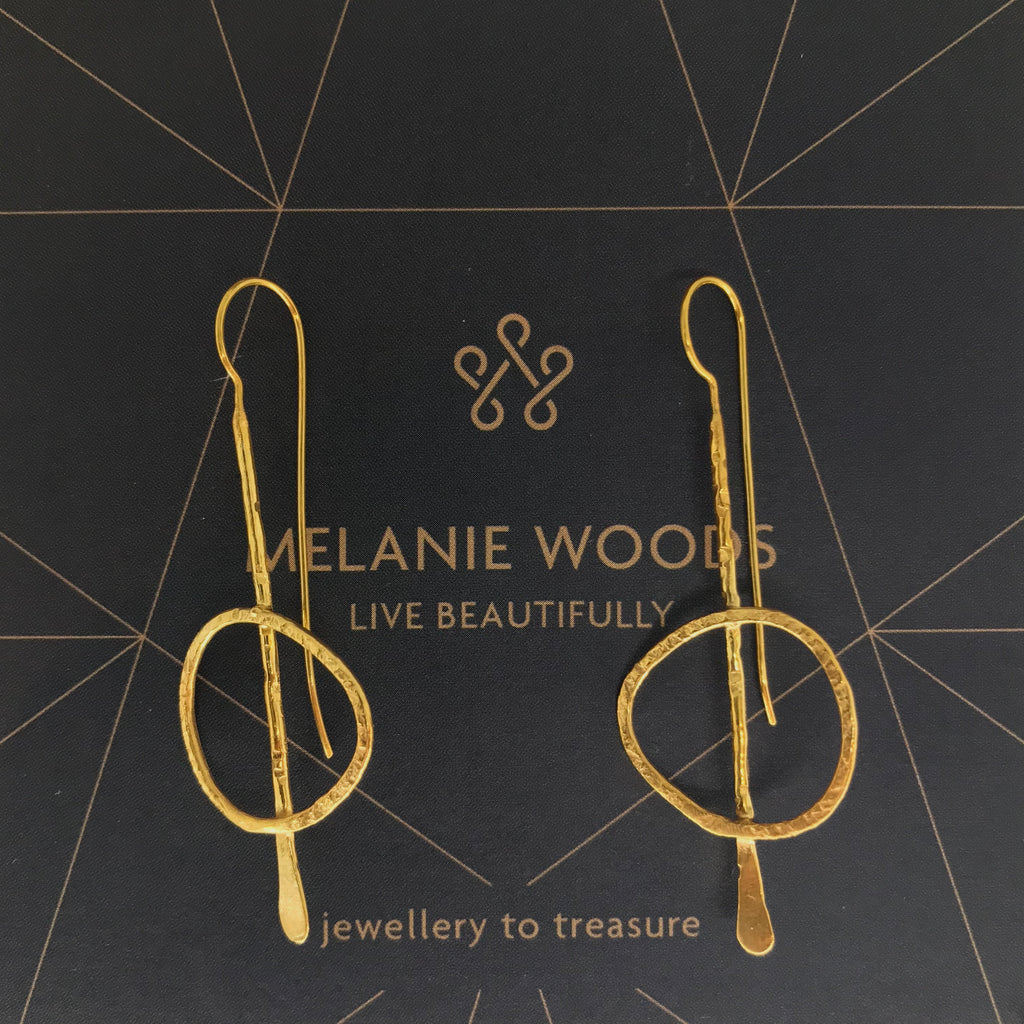 MELANIE WOODS - Matisse Hook Earrings