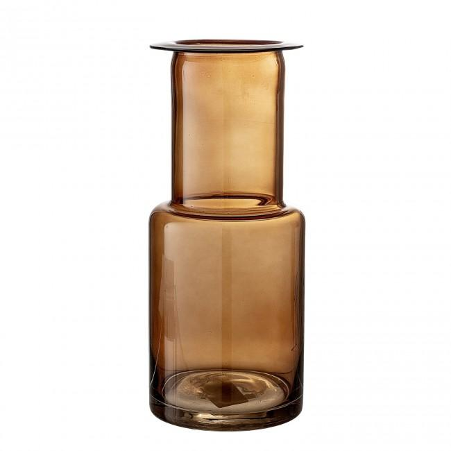 Bloomingville Brown Glass Vase