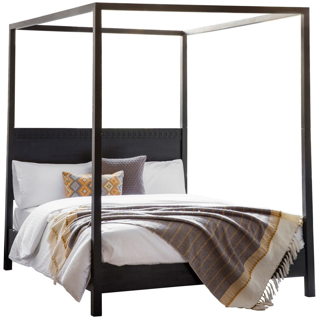 Boho Boutique 4 Poster Bed - 1