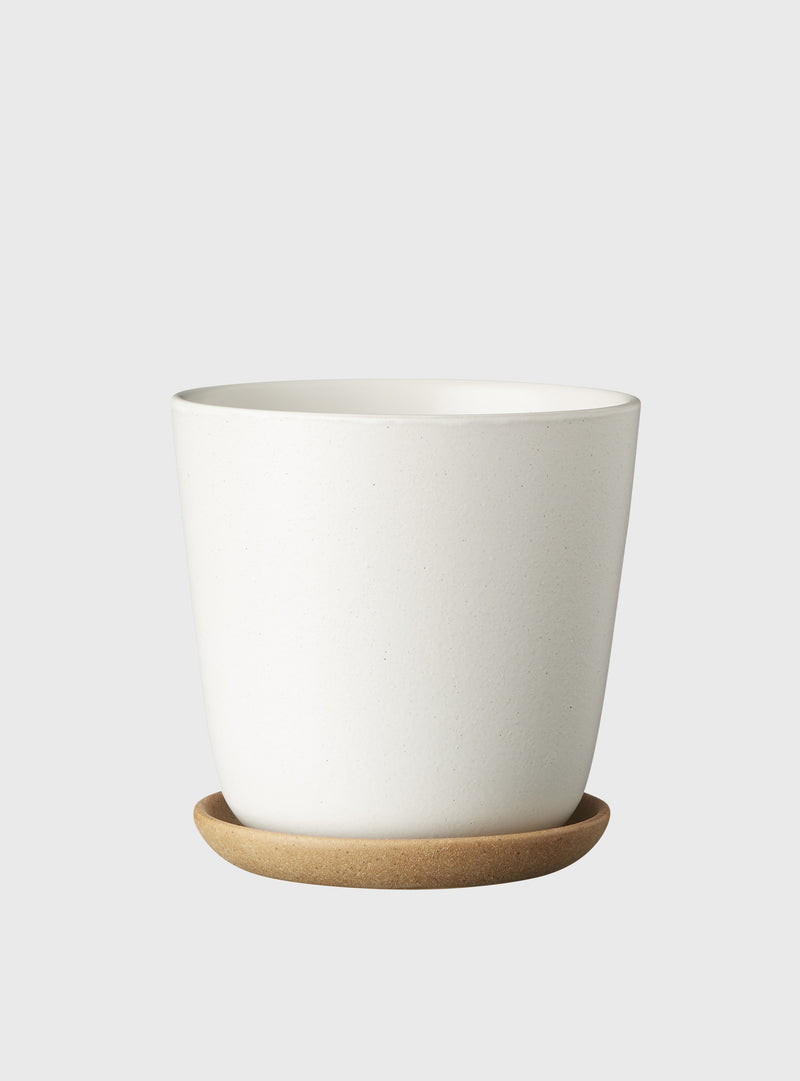 EVERGREEN COLLECTIVE Bonnie Pot - Chalk - Medium
