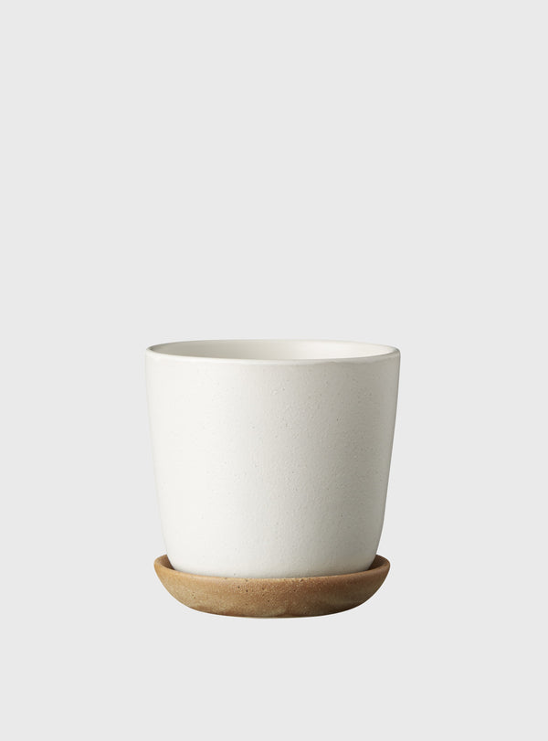 EVERGREEN COLLECTIVE Bonnie Pot - Chalk - Mini