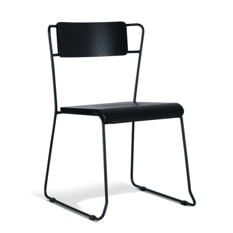 Brooklyn Chair - Black