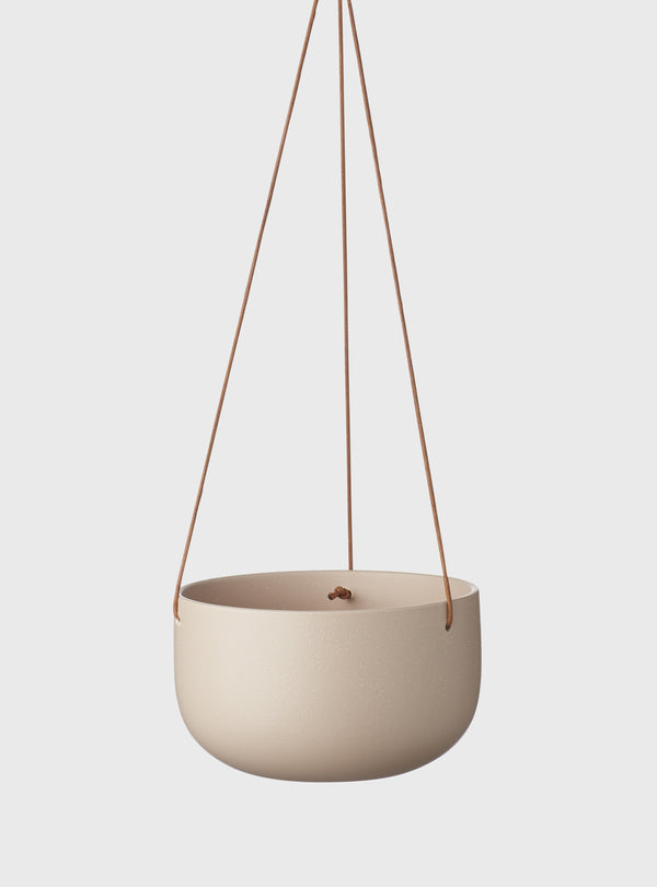 EVERGREEN COLLECTIVE Cade Hanging Pot - Large - Dusk