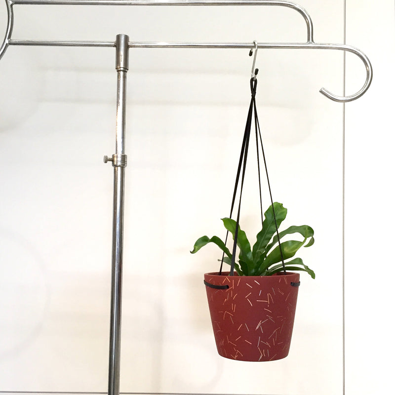 Capra Designs - Match Stick - Hanging Pot