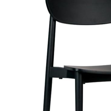 Dane Dining Chair - Black