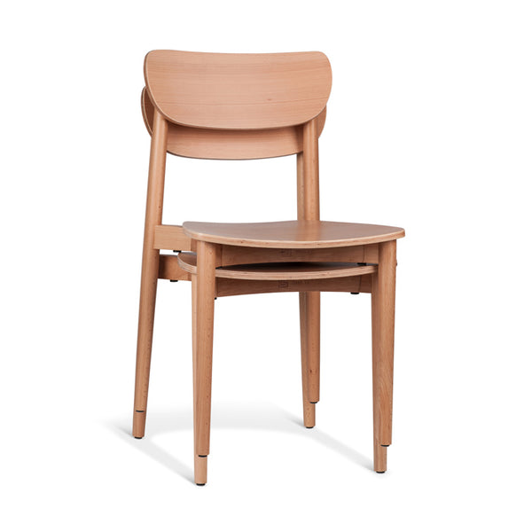 Dane Dining Chair - Natural Ash