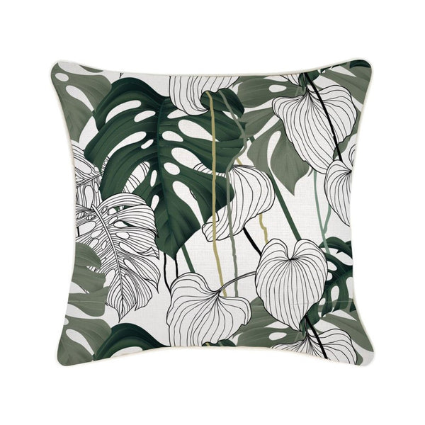 Alfresco Cushion - Kona With Piping 45 x 45cm