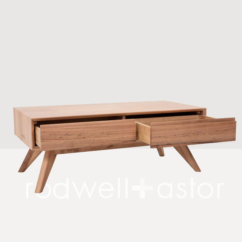 Franklin Coffee Table - Messmate 1200 x 600